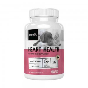 Heart Health - 120 Compresse - Animigo
