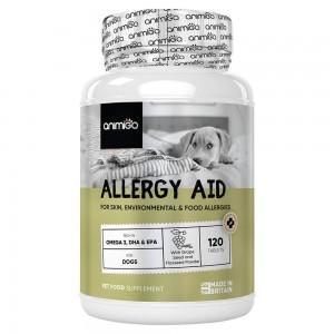 Allergy Aids per Cani - 120 Compresse